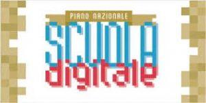 Piano Nazionale scuola digitale logo